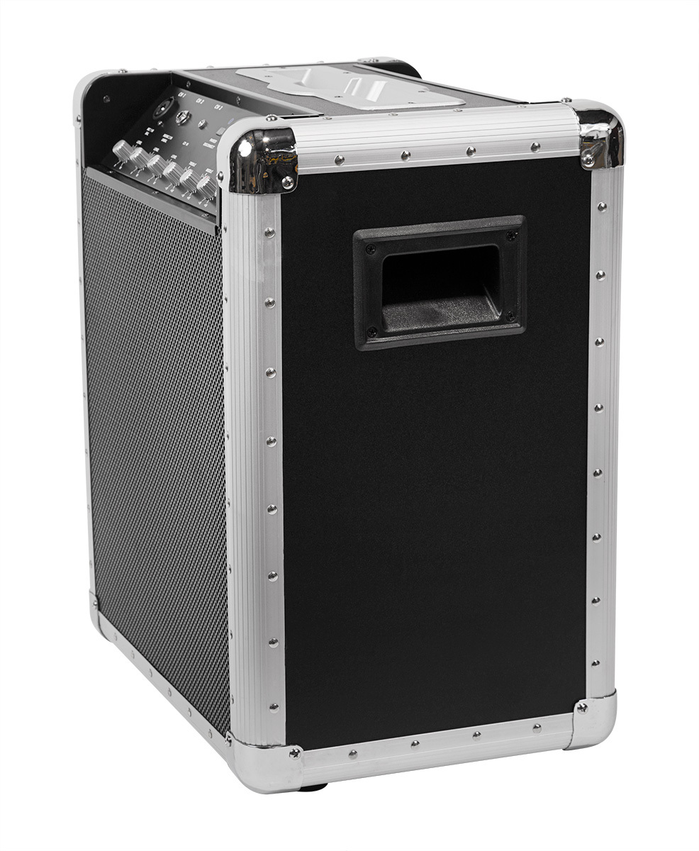 Battery Powered Portable 10 Quot 50w Speaker System W