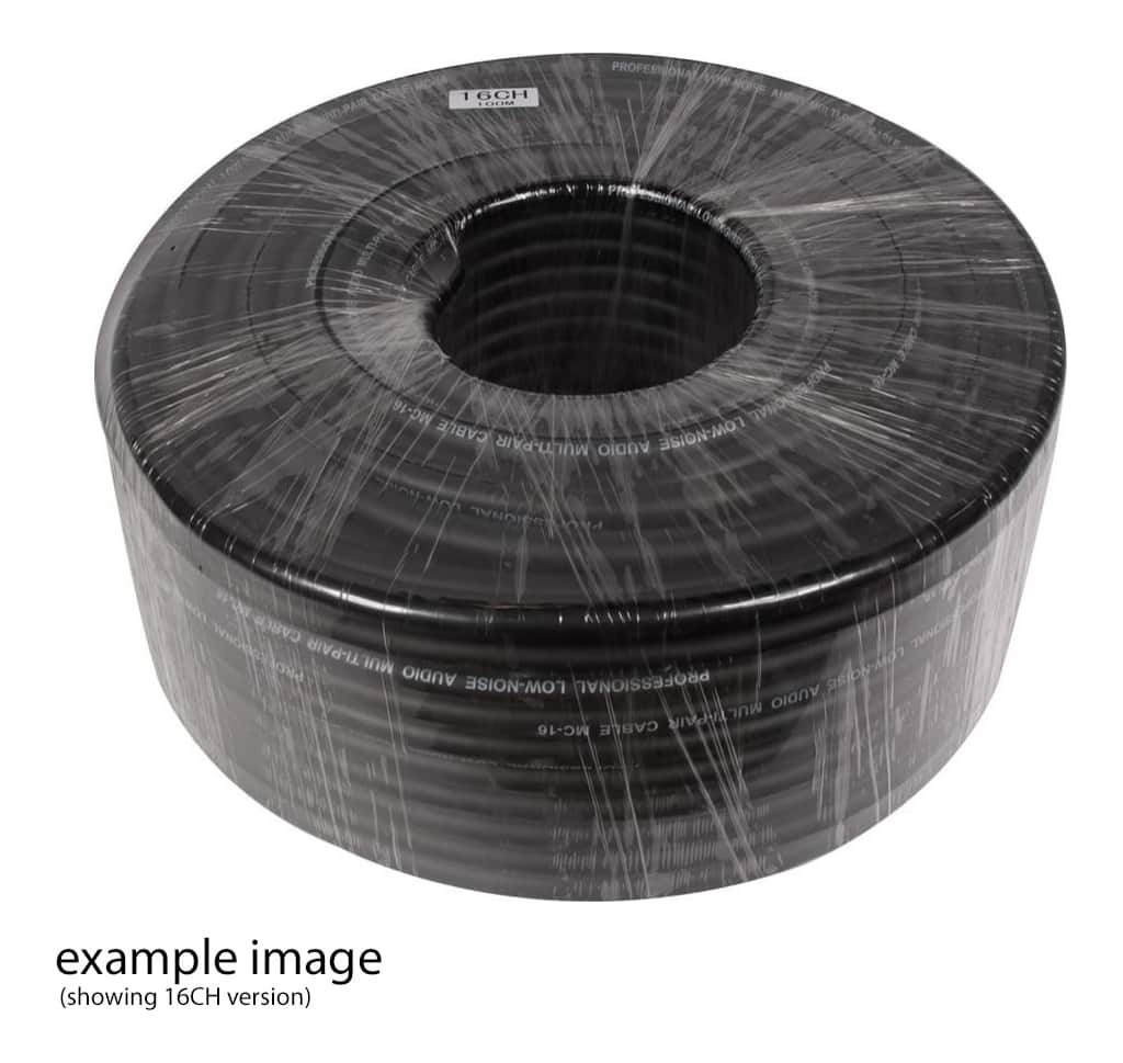 SWAMP 32-way Twin Conductor Multicore Cable - 100m Roll