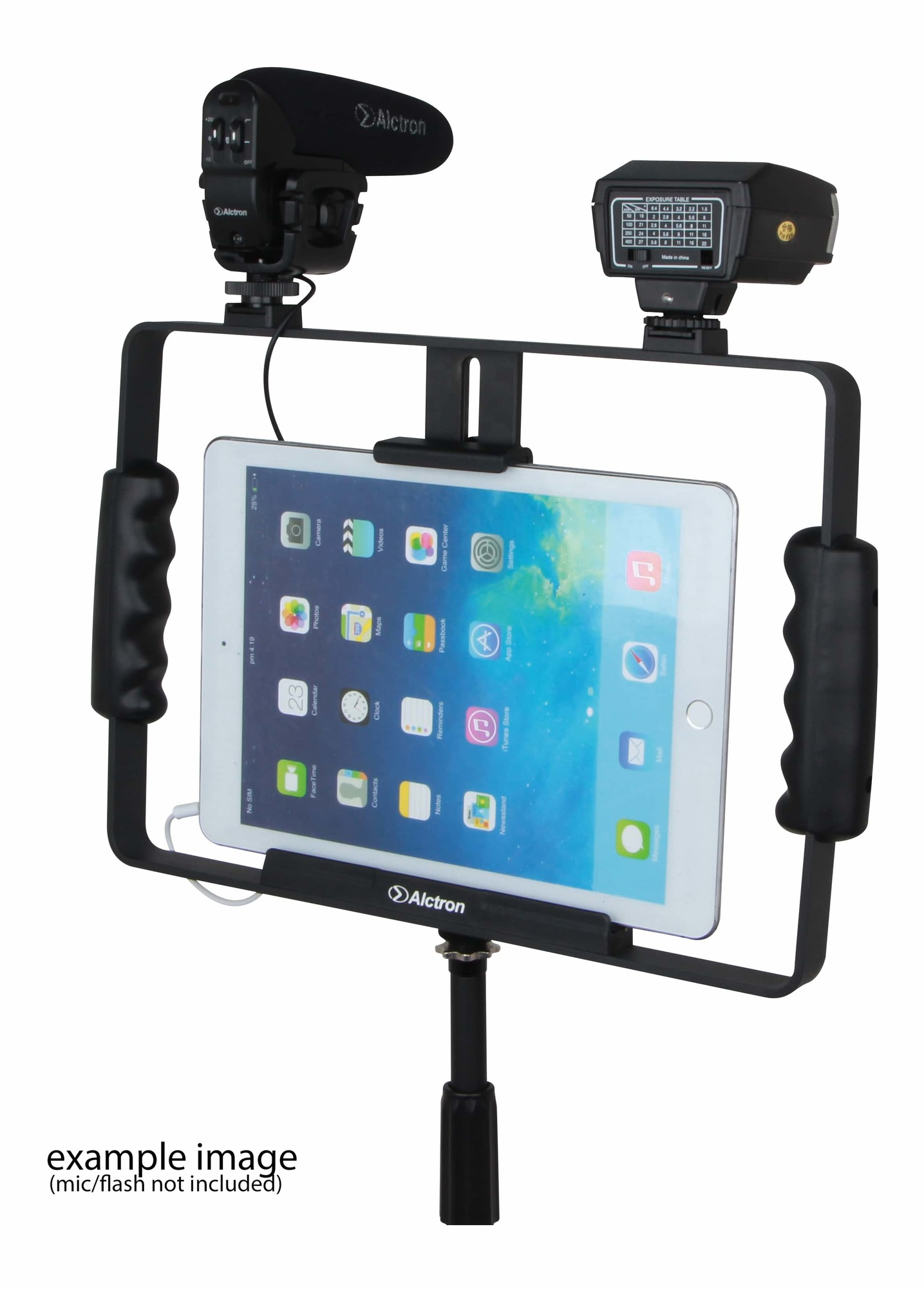 Alctron VS22 Mobile Media Videographer Stand