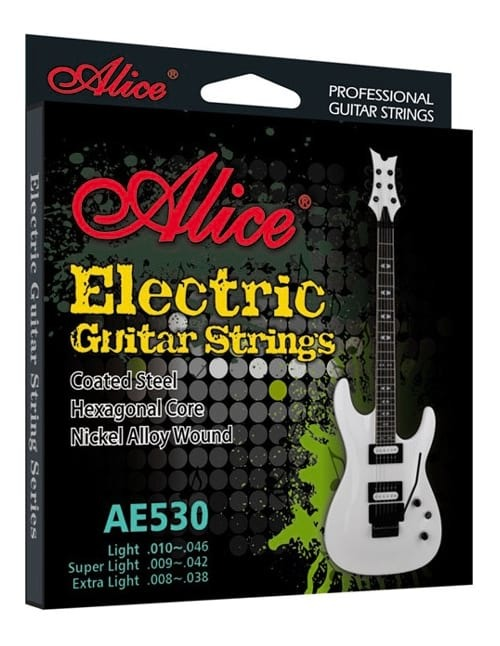 Alice Electric Guitar Strings - Light 9-42