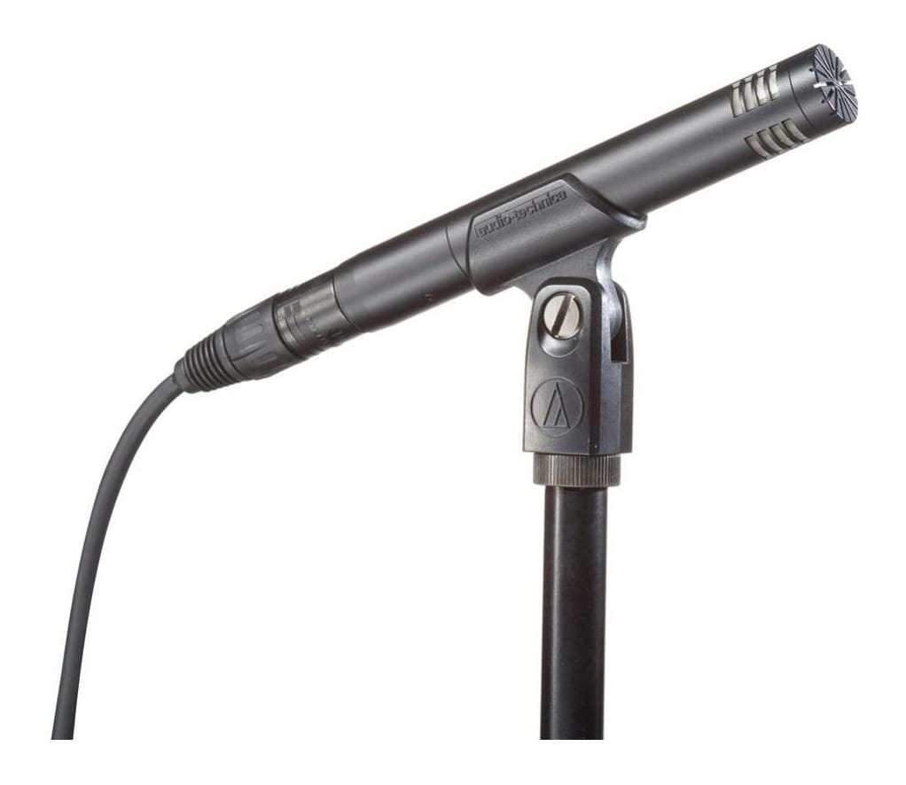 Audio-Technica AT2031 Cardioid Small Diaphragm Instrument Condenser Microphone
