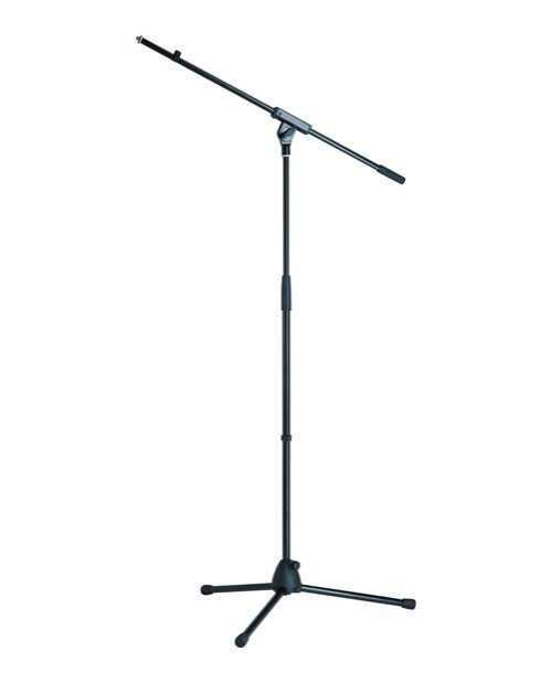 AVE Prostand MS080 Boom Microphone Stand - Black