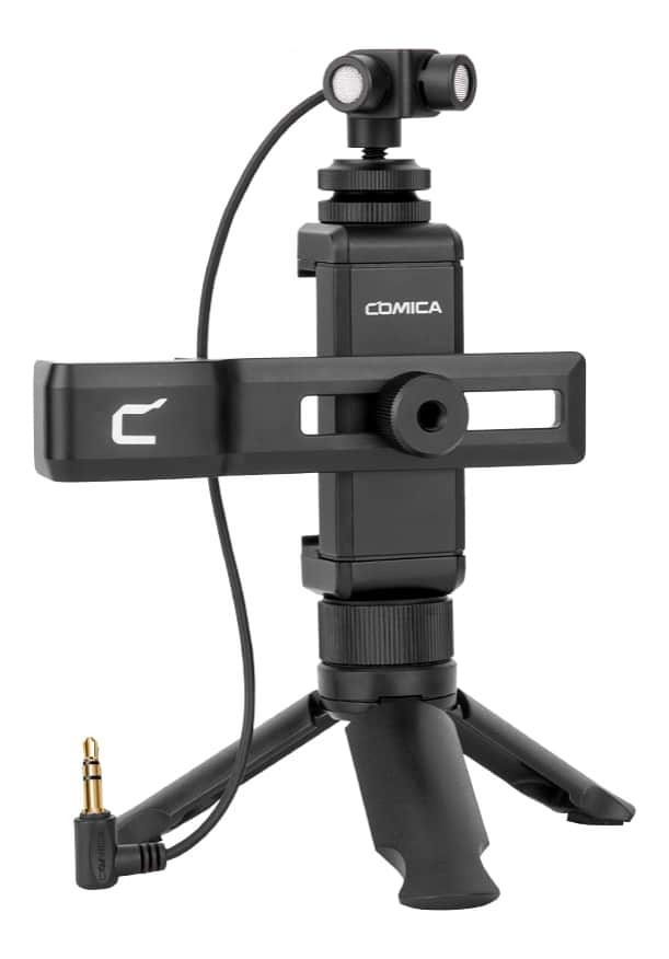 Comica CVM-MT-K1 Mini Smartphone Video Kit for Osmo Pocket