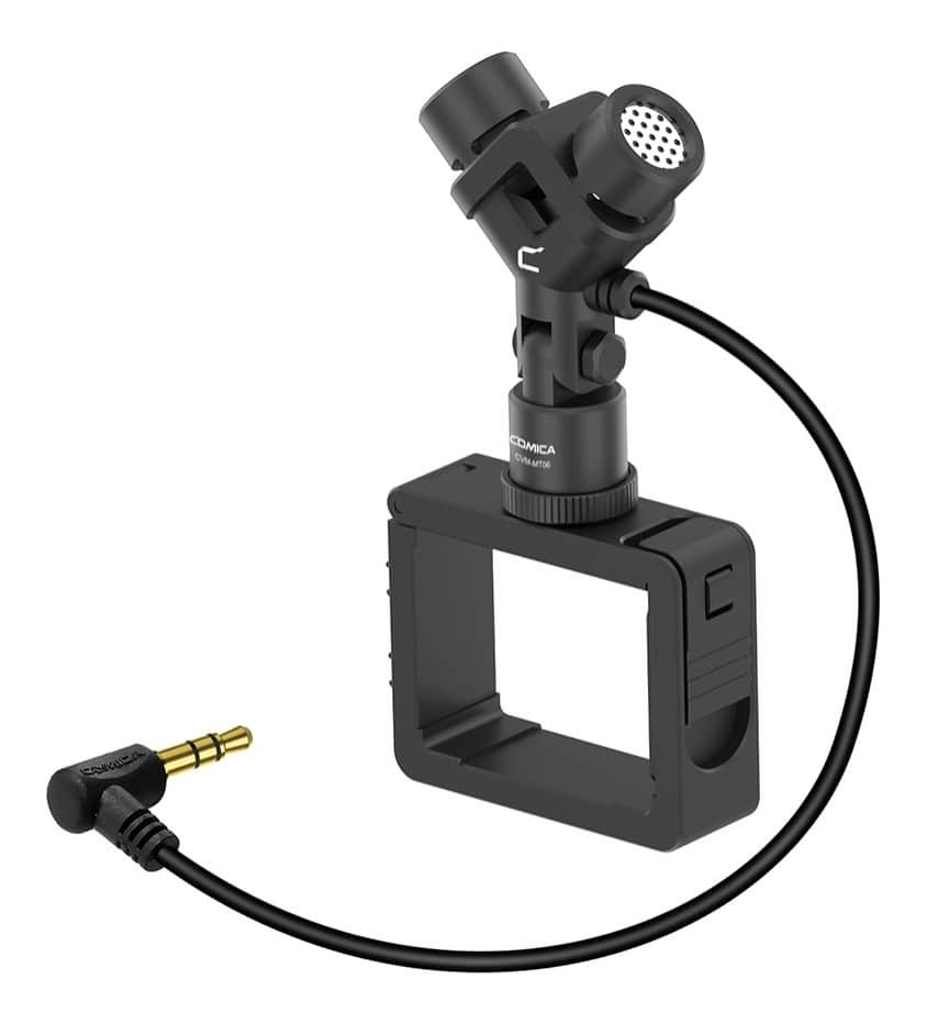 Comica CVM-MT06 XY Stereo Microphone for Osmo Pocket
