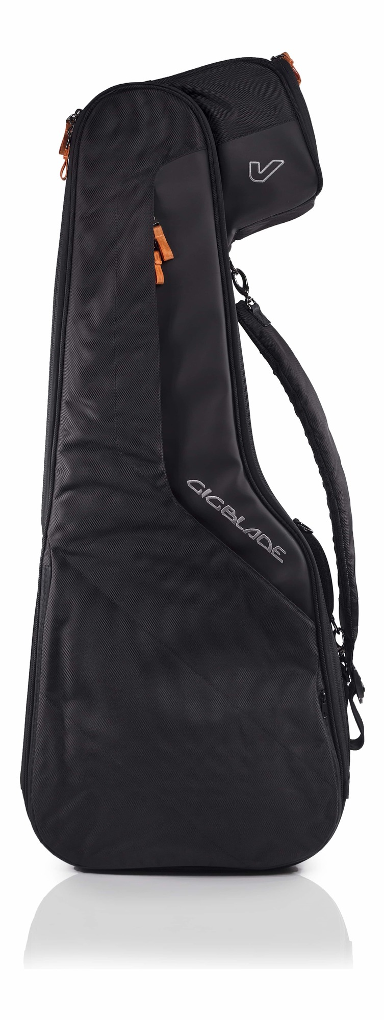 Gruv Gear GigBlade 2 Black Side-Carry Bag for Acoustic & Classical Guitar