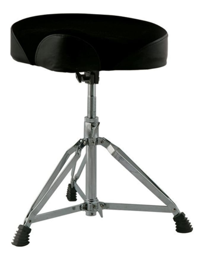 Drum Throne - Luxury Bike Seat Stool