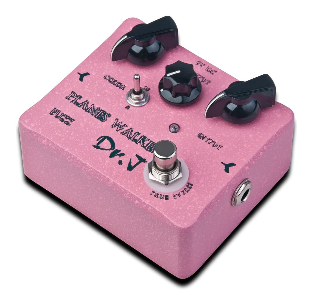 Dr. J - D56 Planes Walker Fuzz Distortion Guitar Pedal
