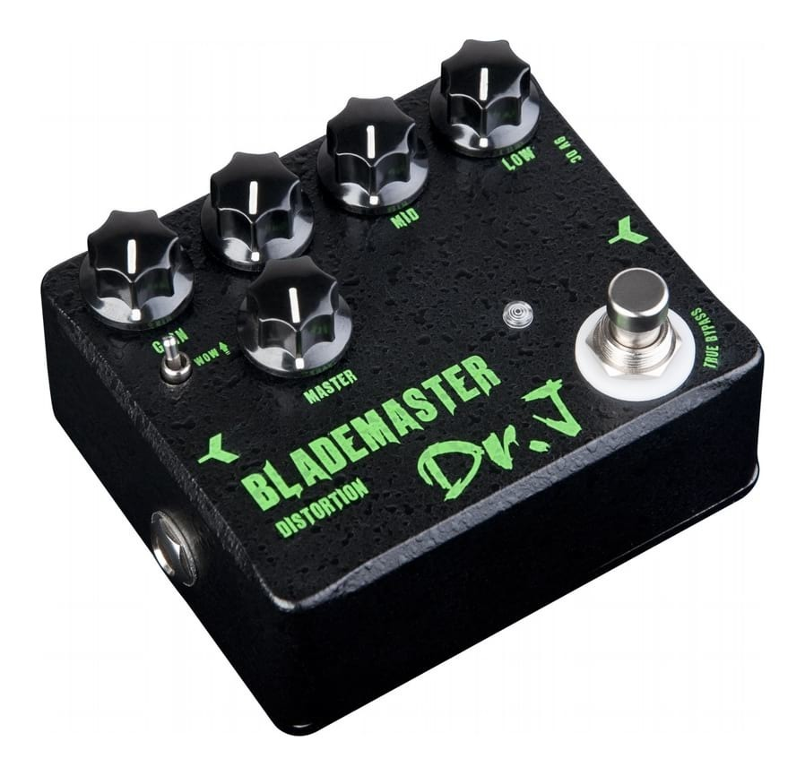 Dr. J - D58 Blade Master Distortion Guitar Pedal