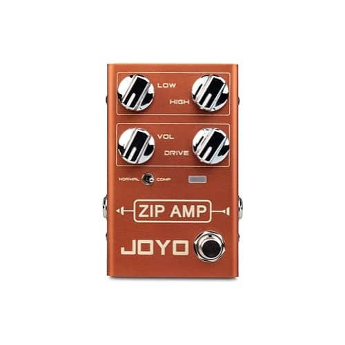 JOYO R-04 Zip Amp Overdrive Compression Guitar Pedal