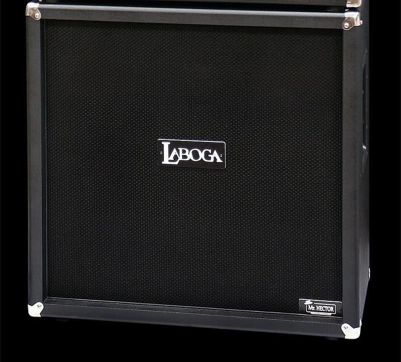 "Laboga MH-312-B Mr Hector - 3x 12"" Guitar Speaker Cabinet"