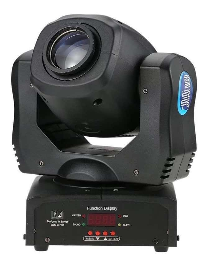SWAMP LM-50 Moving Head 50W LED Gobo