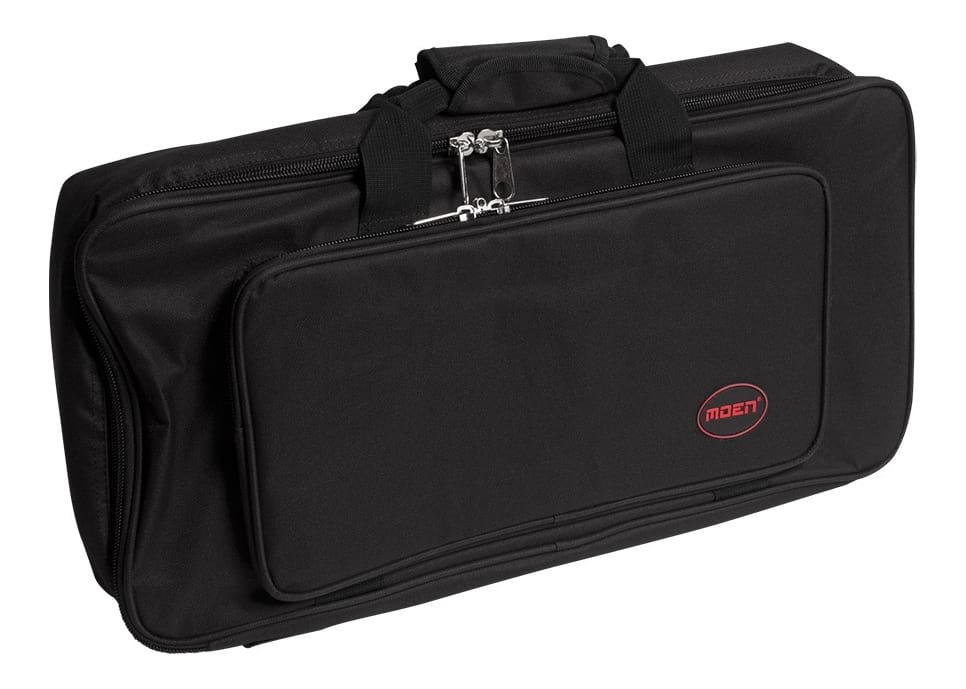 MOEN Small Padded Carry Bag for Guitar Effect Pedal Bridge