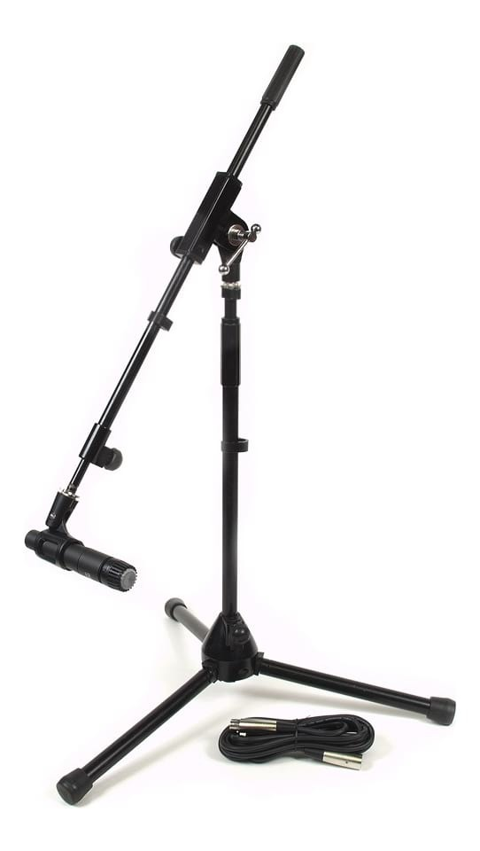 iSK DM-57 Instrument Microphone with Stand