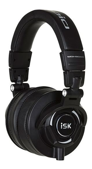 iSK MDH9000 Studio Recording Monitoring Headphones