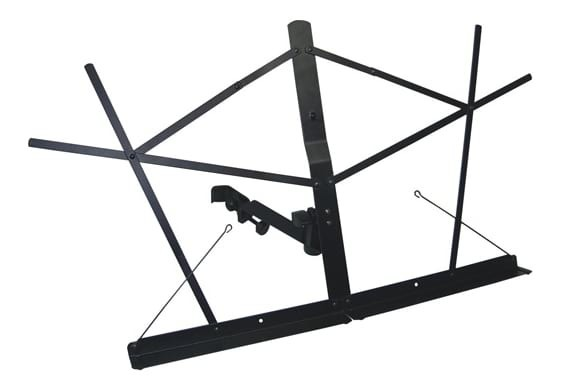 iSK MS-1 Music Stand - Mic Stand Attachable