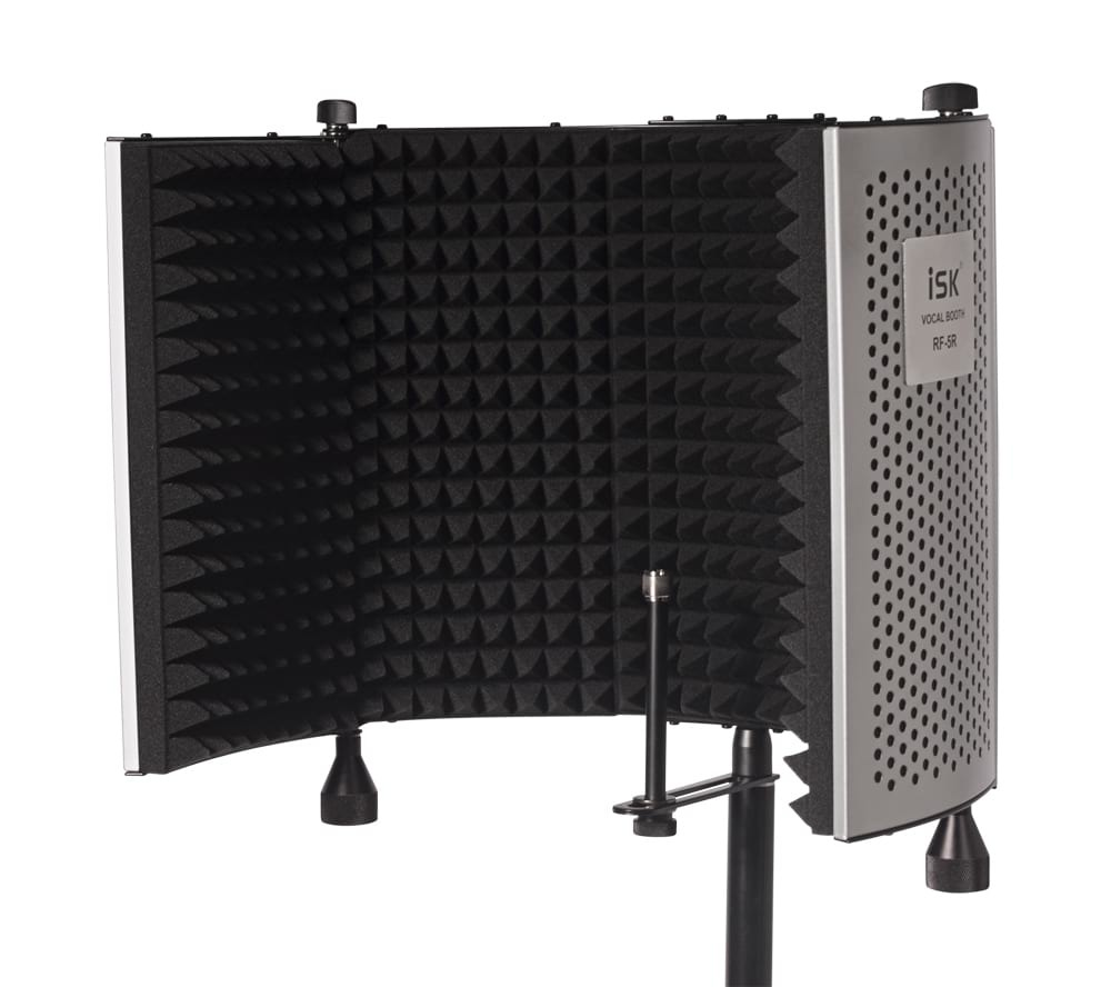 iSK RF-5 Sound Reflection Filter - Recording Vocal Booth