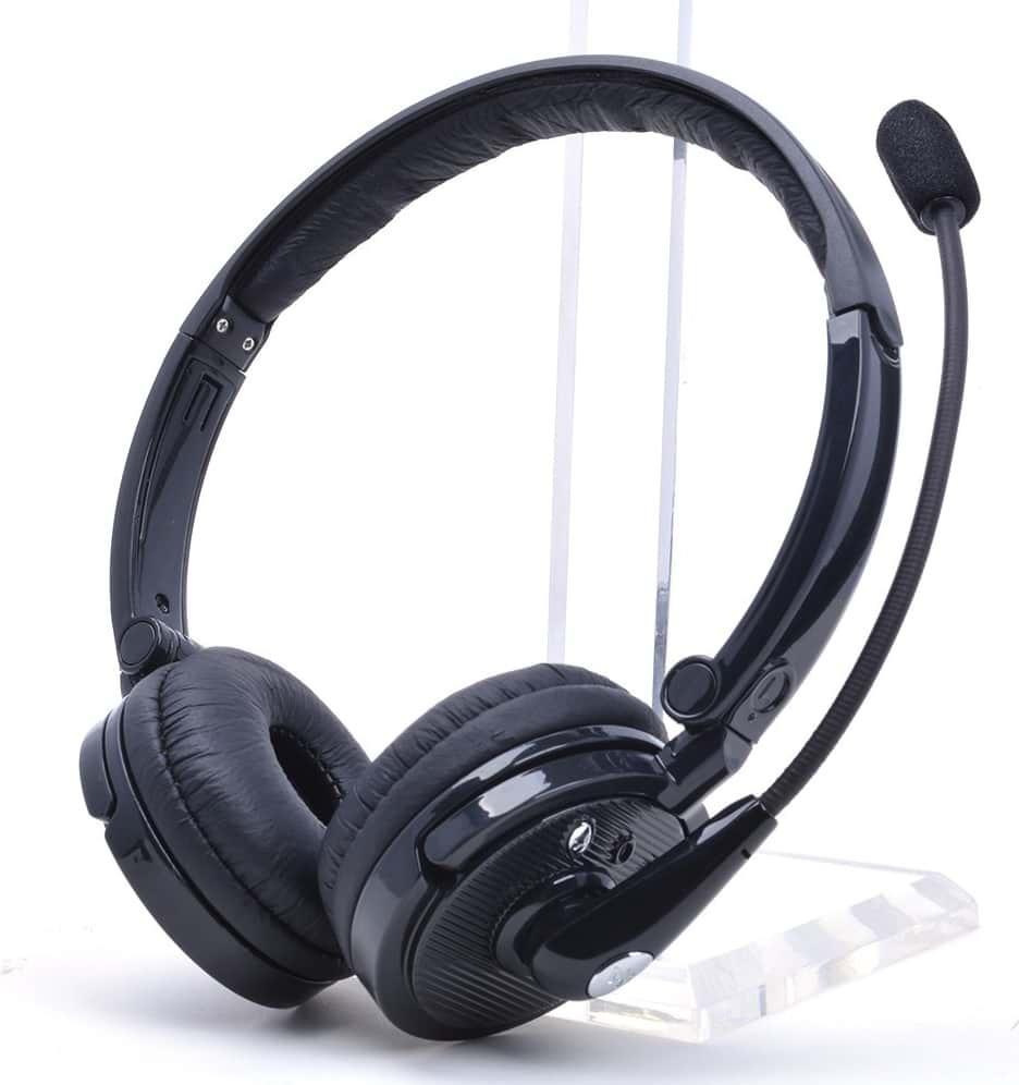 SWAMP M20 Dual Ear Bluetooth Headset