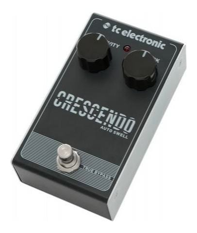 TC Electronic Crescendo Auto Swell Vintage Analog Guitar Effects Pedal