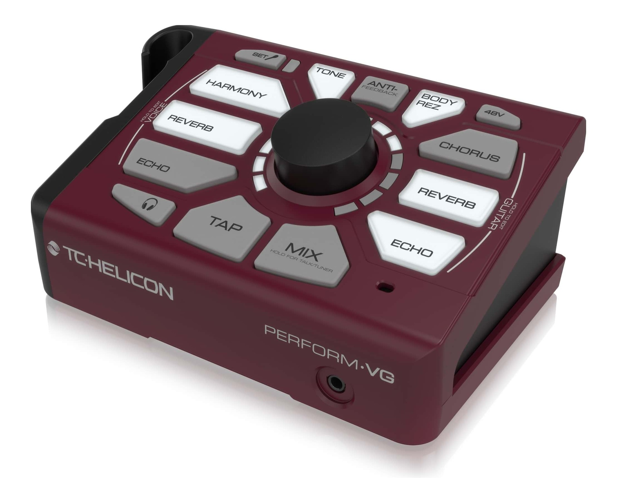 TC Helicon Perform-VG Vocal and Acoustic Guitar Effects Processor