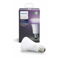 Philips HUE A60 White and Color Ambiance Single LED Globe E27