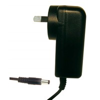 Powermaster 18V DC - 1000mA - Power Supply - AC Adapter - Positive Centre Plug