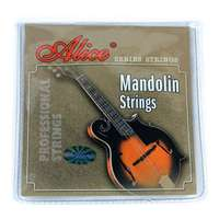 Alice AM04 Mandolin Strings - 8 String Set - 10-34