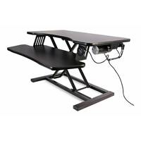 SWAMP E08E Electric Height Adjustable Sit Stand Desk