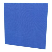 Fibreglass Acoustic Treatment Panel - Blue  - 60cm by 60cm