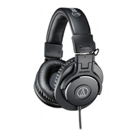 Audio-Technica ATH-M30x Professional Monitor Closed-Back Over-Ear Headphones