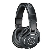 Audio-Technica ATH-M40x Professional Monitor Closed-Back Over-Ear Headphones