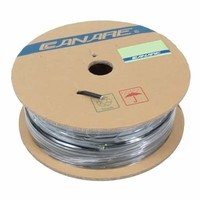Canare MR202-2AT Two Channel Shielded Cable - Black - 100m Roll