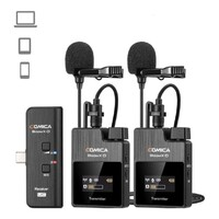 COMICA BoomX-UC2 Digital Wireless Microphone System - USB-C