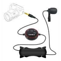 COMICA CVM-V03 Lavalier Microphone for Camera, Gopro, and Smartphones
