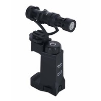 COMICA CVM-VM10-K1 Multi-function Smartphone Clamp Microphone Video Grip Kit