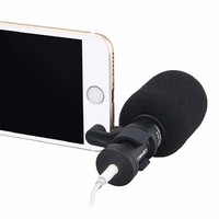 COMICA CVM-VS08 Directional Condenser Shotgun Video Microphone for Smartphones