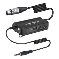 Comica LinkFlex-AD1 XLR Interface Preamp Audio Adapter