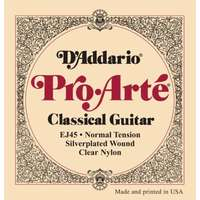 D'Addario EJ45 Classical Nylon Guitar Strings - Normal Gauge 28-43