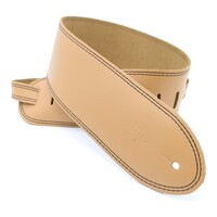 "DSL SGE35-18 Single Ply Classic Leather Strap 3.5"" - Tan"