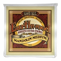 Ernie Ball 2065 Earthwood Med Loop End 80/20 Bronze Mandolin Strings