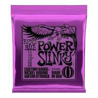 Ernie Ball 2220 Power Slinky Electric Guitar Strings - Nickel - 11-48