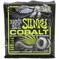 Ernie Ball 2721 Cobalt Regular Slinky Electric Guitar Strings 10 - 46
