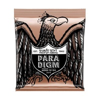 Ernie Ball PARADIGM Med Light Phosphor Bronze Acoustic Guitar Strings - 12-54