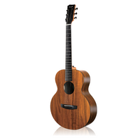 Enya EM-X1E HPL Mini Acoustic Electric Guitar