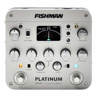 Fishman Platinum Pro EQ Analog Preamp Pedal and DI