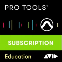 Avid Pro Tools 1-Year Subscription - DAW - Education