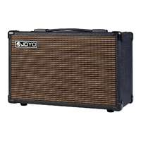 JOYO AC40 Battery Powered Acoustic Guitar Amplifier with Mic Channel - 40 Watts