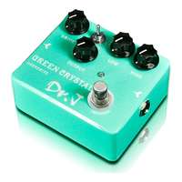 Dr. J - D50 Green Crystal Overdrive Guitar Pedal
