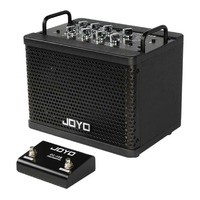 JOYO DC-15S Battery Powered Guitar Amplifier with Multi-Effects