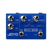 JOYO R-05 Maximum Overdrive Guitar Pedal