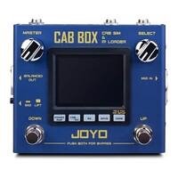 JOYO R-08 Cab Box Modelling and IR Loader Pedal